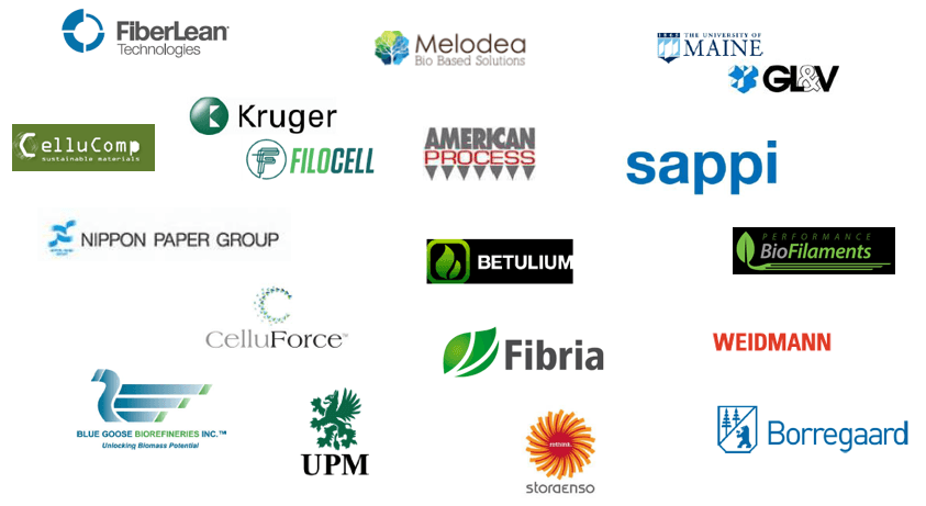 companies active in this field
