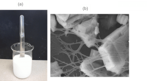 Mineral Microfibrillated cellulose composite