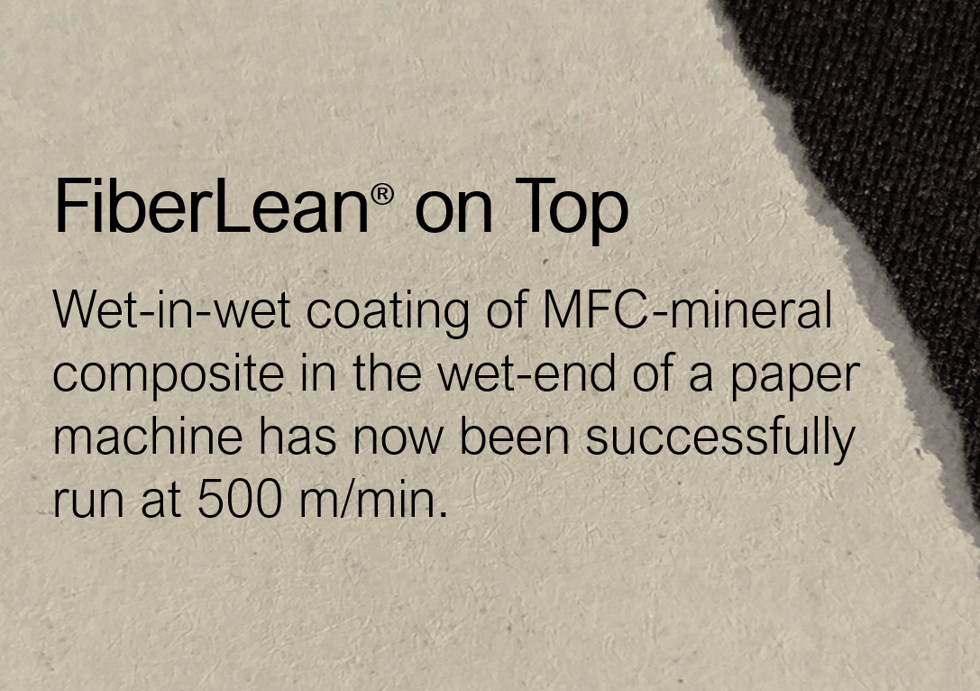 FiberLean® on Top White Top Liner
